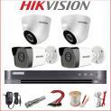 Trọn bộ Camera Hikvision full HD giá rẻ.