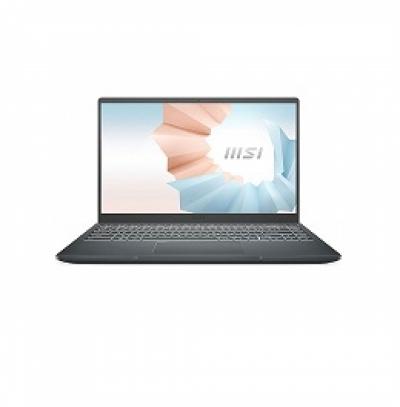 Laptop MSI Modern 14 B10MW 646VN Vỏ nhôm