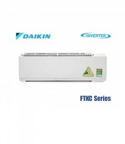 Điều hòa Daikin 1 chiều 9.000BTU inverter FTKC25UAVMV