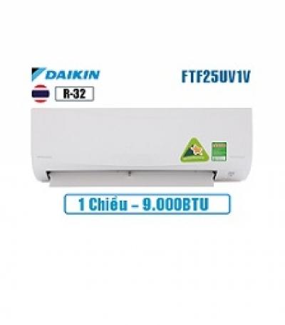 Điều hòa Daikin 9000BTU 1 chiều FTF25UV1V