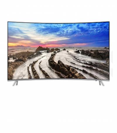 Smart Tivi Cong Samsung 4K 55 inch UA55MU8000