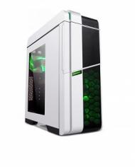 Vỏ máy vi tính GAMEMAX G536 - Mầu Trắng