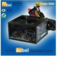 Nguồn Acbel I-POWER G650 650W - 80 Plus