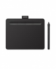 Bảng vẽ điện tử Wacom Intuos S (Black) CTL-4100