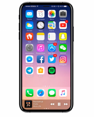 IPHONE X – 64G SILVER – FULLBOX