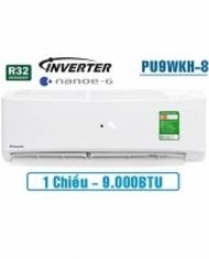 Điều hòa Panasonic 1 chiều 9000BTU inverter PU9WKH-8M